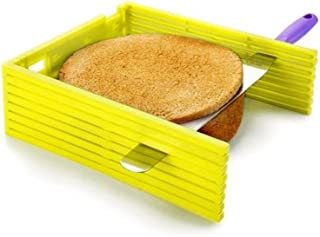 ibili 748700V Kit de Coupe-gâteau Plastique Vert 20 x 10 x 10 cm
