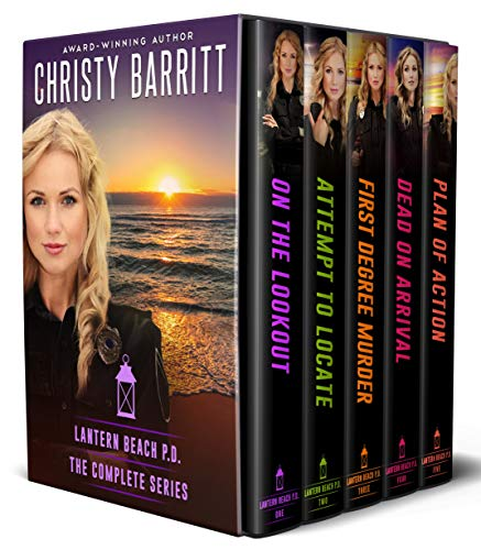 Lantern Beach PD: The Complete Series by [Christy Barritt]