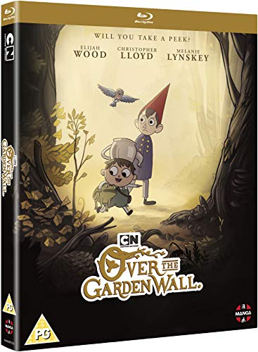 Over The Garden Wall - Blu-ray