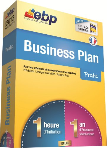 EBP Business Plan Pratic 2013 + Services VIP