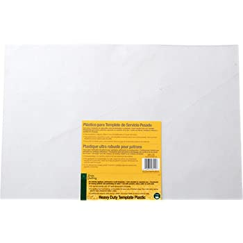 Dritz 3115 Plastic Heavy Duty Quilting Template