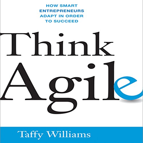 Think Agile audiobook cover art