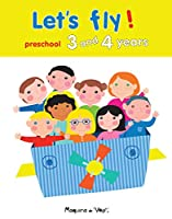 Let's Fly! Preschool 3 and 4 Years (English Edition)