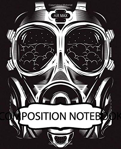 Composition Notebook: Ghosts Black Ops Infinite Warfare Modern Warfare Call Of Duty Video Game World War .Inexpensive Gift Notebook, Soft Glossy Wide ... Journal, Diary • One Subject • 110 Pages