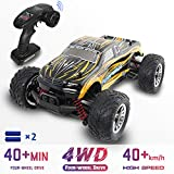 Remote Control Car, Fcoreey 4WD RC Cars 1:18 Scale 40km/h High Speed Racing Vehicle Electric Car,All Terrain Waterproof...