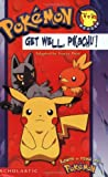 Get Well, Pikachu (Pokemon Reader)