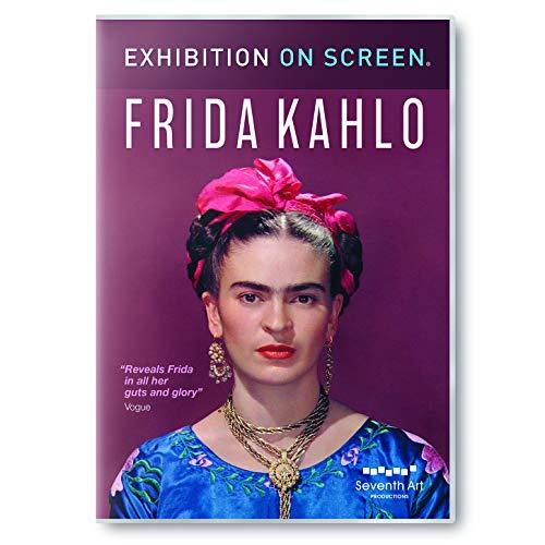 Frida Kahlo: Exhibition On Screen [SEV210] [DVD] [2021]