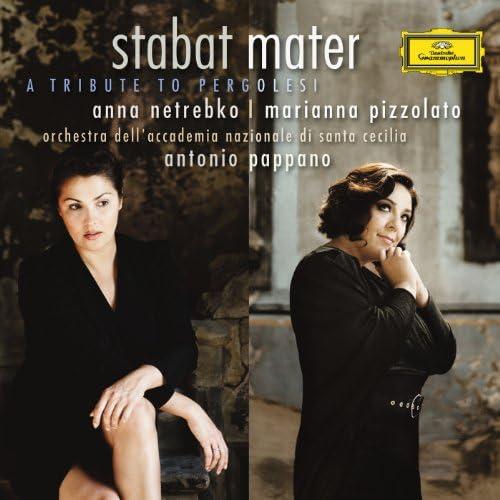 Anna Netrebko, Marianna Pizzolato, Orchestra dell'Accademia Nazionale di Santa Cecilia & Antonio Pappano