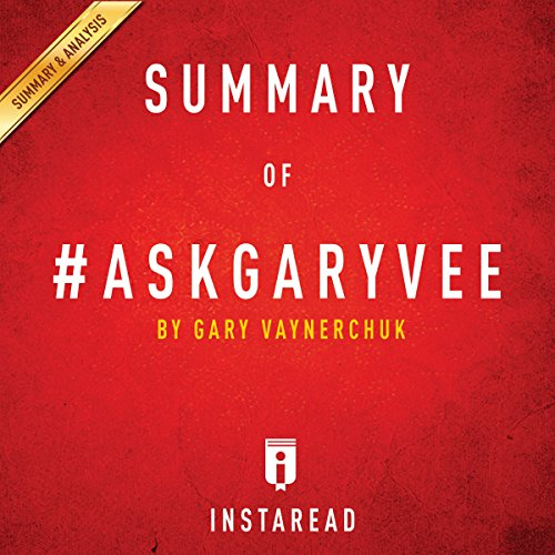 Summary of #AskGaryVee: By Gary Vaynerchuk | Includes Analysis audiobook cover art