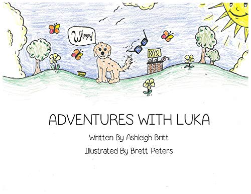Adventures With Luka (English Edition)