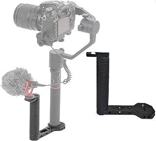 FOTOWELT Dual Handle Grip Transmount with 1/4