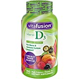 Vitafusion Vitamin D3 Gummy, 150 ct