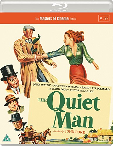 Quiet Man. The (Masters Of Cinema) [Edizione: Regno Unito] [Edizione: Regno Unito]