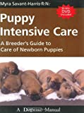 caring for newborn puppies book