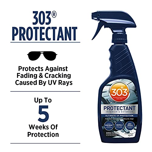 303 Protectant - Automotive Interior And Exterior