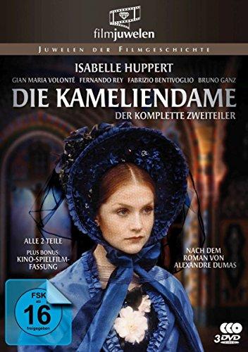Die Kameliendame - Kinofassung + Extended Version (Fernsehjuwelen) [3 DVDs]