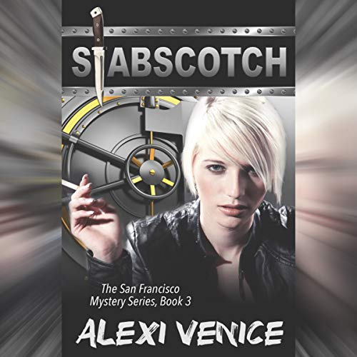 Stabscotch audiobook cover art