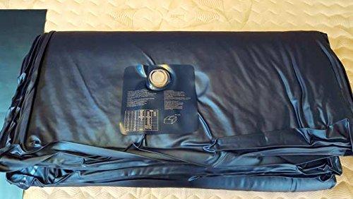 Wa'Core Basic waterkern half dual (een zijde van het tweepersoonsbed) 160 x 200-200 x 220 180 x 210 cm