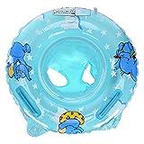 Baby Pool Float Sicherheit Schwimmringe Sommer Aufblasbarer Swim Float Mit Sonnenschirm Sitz Raft Wasser Spaß Pool Spielzeug-Elefant