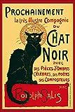 1art1 Theophile Alexandre Steinlen - Chat Noir, Schwarze