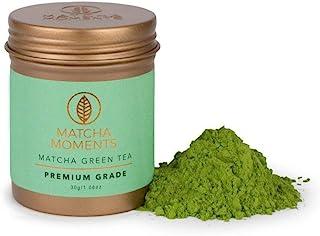 Matcha Groene Thee Poeder 30g   Premium Kwaliteit Uit Japan   Versterkt het Immuunsysteem   Eerlijk en Duurzaam   Detox & ...