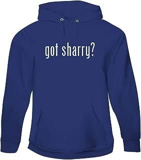 got Sharry? - Men's Pullover Hoodie Sweatshirt