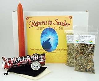 send back to sender spell