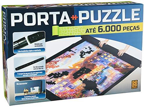 Porta Puzzle Até 6000 Peças, Grow, Multicor