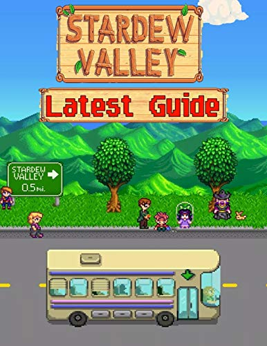 Top 10 Best Stardew Valley Guidebook Comparison