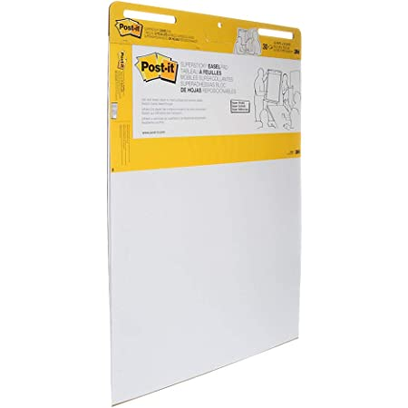 3M Easel Pad Sticky Note Pad 559 LS