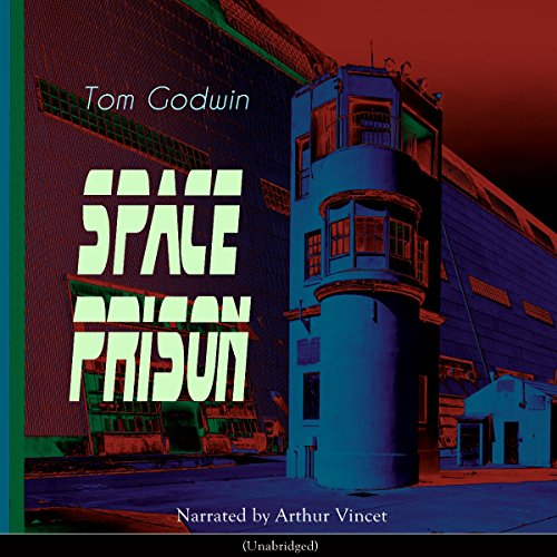 Space Prison audiobook cover art