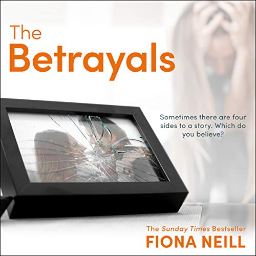The Betrayals cover art