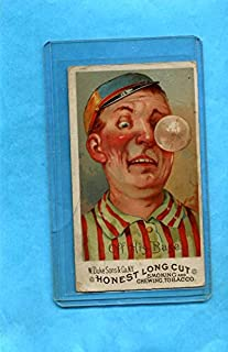 1800s Duke Tobacco Baseball Card Honest Long Cut