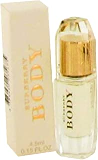 Burberry Perfume - Body by Burberry For - perfumes for women - Eau de Parfum, 4.5ml