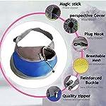 PETEMOO Pet Sling Carrier Bag, Hand-Free Dog Cat Outdoor Travel Shoulder Bag with Adjustable Strap& Zipper 13