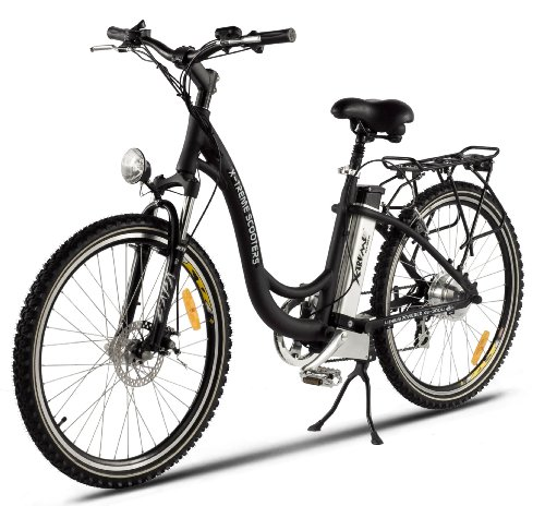 X-Treme Scooters Men's Lithium Electric Powered Mountain Bike