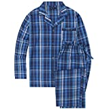 Hanes Men's Woven Plaid Sleep Pant with...