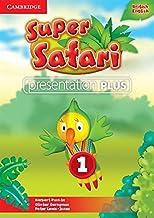 Super Safari Level 1 Presentation Plus DVD-ROM