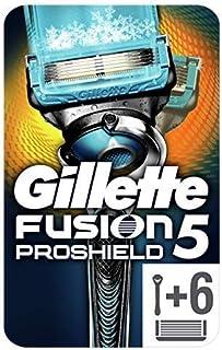 Gillette Fusion5 ProShield Chill - Maquinilla de Afeitar con
