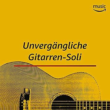Unvergängliche Gitarren-Soli