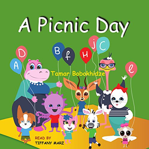 Couverture de A Picnic Day