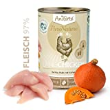 AniForte PureNature - Pollo tierno con calabaza (400 g)