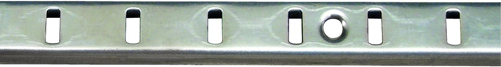 HSI, 245680.0, stelrails voor vloerdragers, vernikkeld ijzer, 16 x 6 x 1150 mm, 1 stuks