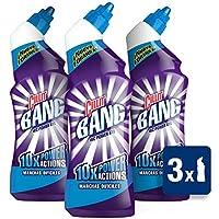 Cillit Bang WC Power Gel Manchas Difíciles - Limpiador inodoro - Pack de 3 x 700 ml