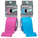 Boundletics Kinesiologie Tape Classic - 2er Set - Physiotape 5cm x 5m