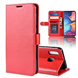 BOWFU for LG K50S Case,Leather Wallet Case Protector Flip