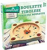 Globo Toys Legnoland Tiroler Roulette aus Holz