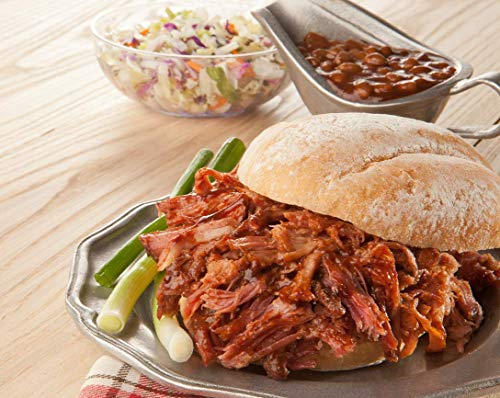 Signature Sauced Pulled Pork Party Pack (Signature Sauced, 5 pounds)