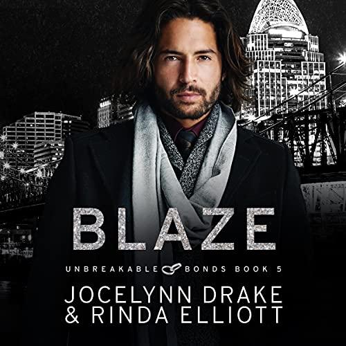 Blaze Audiobook By Jocelynn Drake, Rinda Elliott cover art