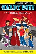 A Rockin' Mystery (10) (Hardy Boys: The Secret Files)